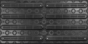 SA Directional Black 300x600