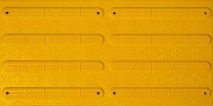SA Yellow Directional 300x600