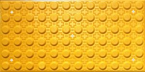 CIP Hazard Yellow 300x600