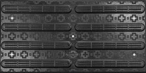 CIP Directional Black 300x600